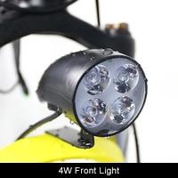 4w front light