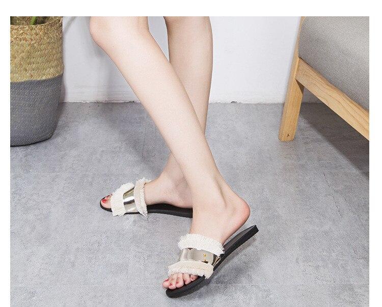 HTB1fiCplVooBKNjSZPhq6A2CXXai Women Sandals Slippers Flips Flops 2018 Summer Style Shoes Woman Wedges Sandals Fashion Platform Female Slides Ladies Shoes
