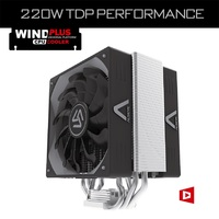 ALSEYE Wind Plus Best Cooling System For Pc Desktop Cooler Copper And Aluminum Radiator Gaming CPU