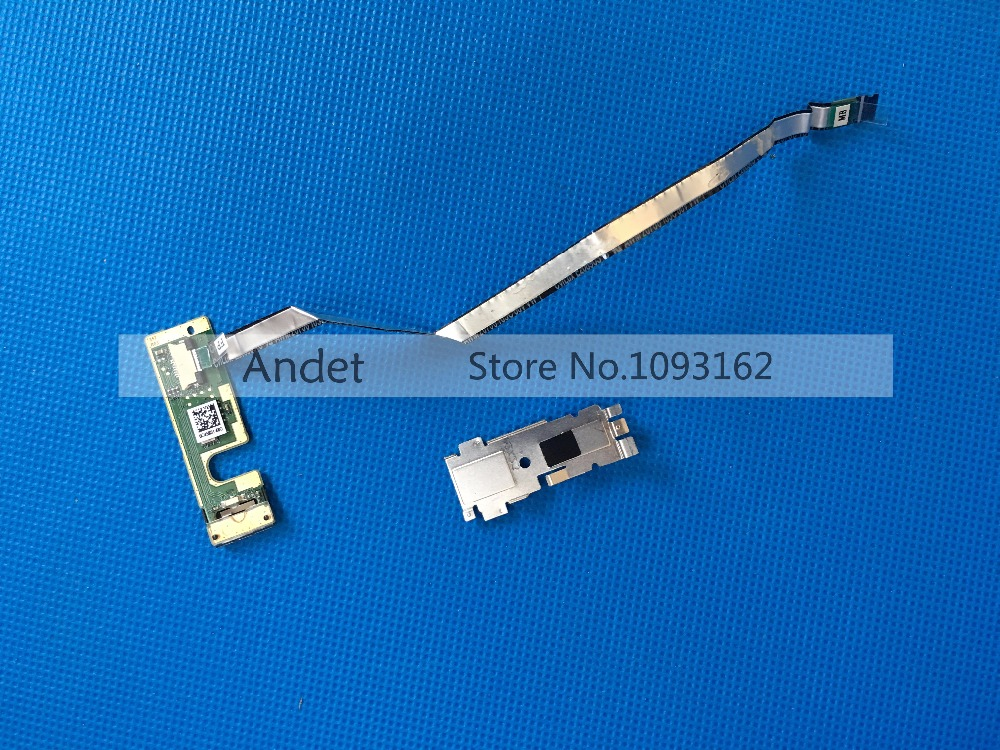 New Original for Lenovo ThinkPad T440 T450 T440S T450S T460 Fingerprint Reader Sensor Subcard Board Cable Bracket Cover цена и фото
