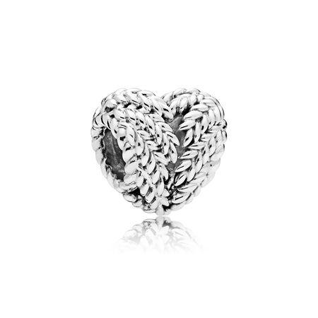 Новая семья навсегда жизнь дерево замок бусы в форме сердца подходят оригинальные Pandora Подвески Серебро 925 браслет брелок ювелирные изделия DIY женщин - Цвет: A1451