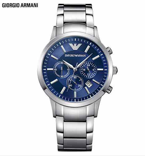 Free shipping EMS/DHL Original Giorgio Armani men's watches, Giorgio Armani watches, men's quartz watch AR2448 + Original Box цена