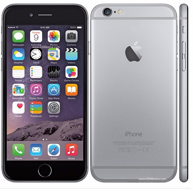 Unlocked Apple iPhone 6 1GB RAM 4.7inch IOS Dual Core 1.4GHz 8.0 MP 3G WCDMA 4G LTE iPhone 6 16GB gold 21