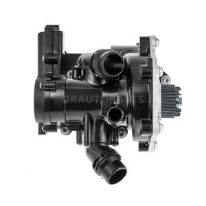 Image 3 - OEM Электронный водяной насос термостат Корпус в сборе для VW Golf Passat Tiguan OE # 06L121111A, 06K121011B, 06L121012H
