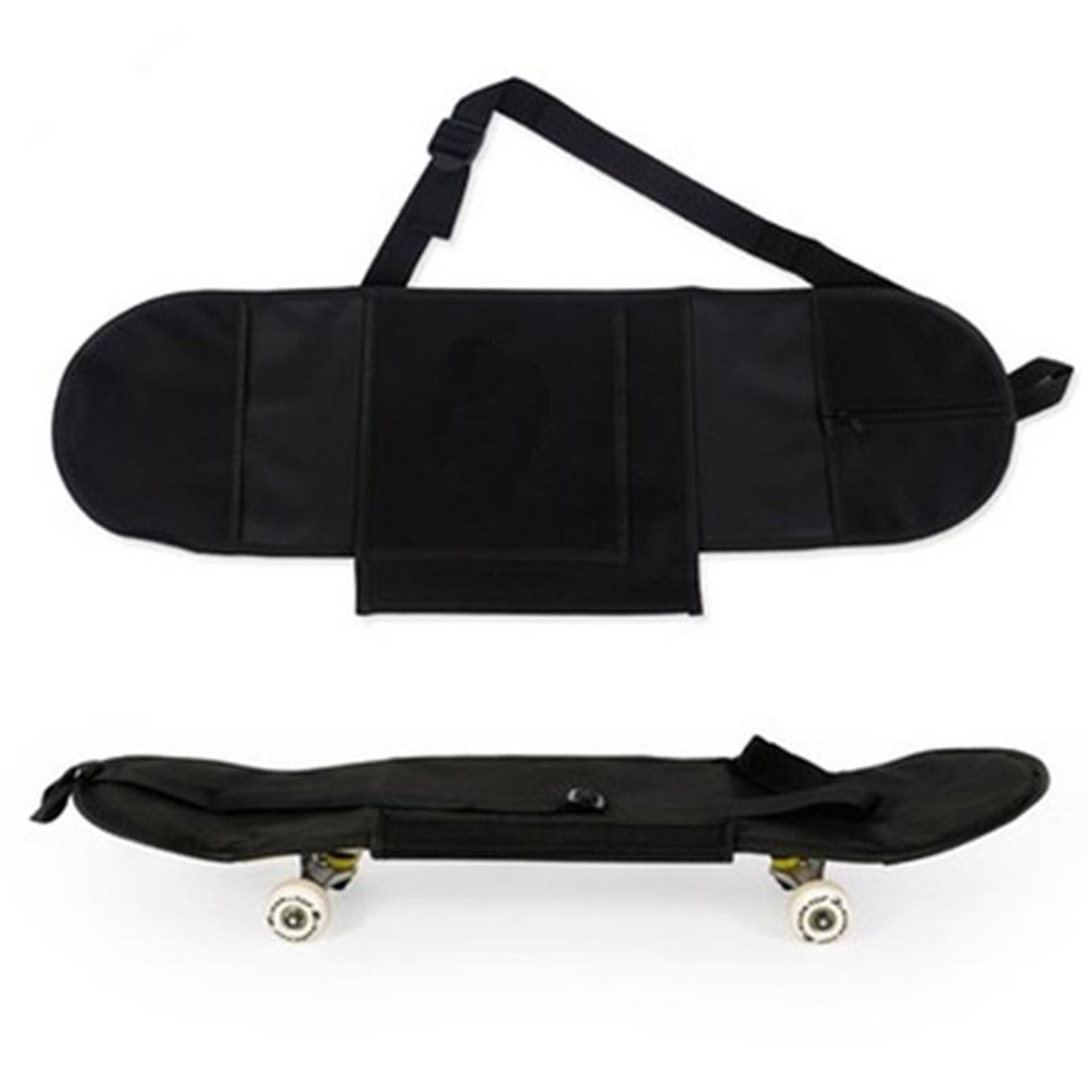 Fashion Skateboarding Skateboard Skate Board Cover Longboard Carrying Backpack Carry Bag Durable Convenient Sporting Bag HOT