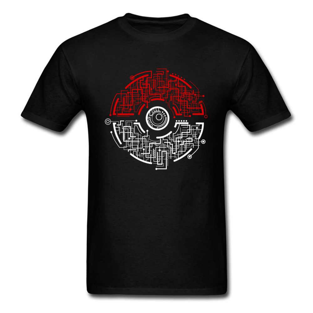 Топы с электрическим мячом, футболка с покемонами, летняя черная футболка, футболки с монстрами, 90 s, одежда с аниме, футболка Geek Chic