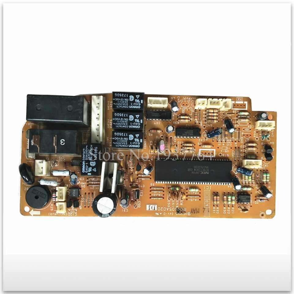 95% new for Mitsubishi Air conditioning computer board circuit board RKN505A020 good working original good working for tcl air conditioning computer board used circuit board tcl32ggft808 kz