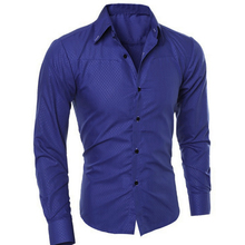 NIBESSER 5XL Formal Shirts Brand-clothing Cotton Slim Male 2