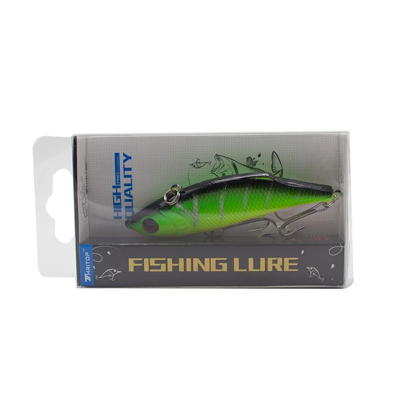 Thritop vissen lokken harde aas 7.5 cm 9.5g, hoge kwaliteit 5 - Visvangst - Foto 6
