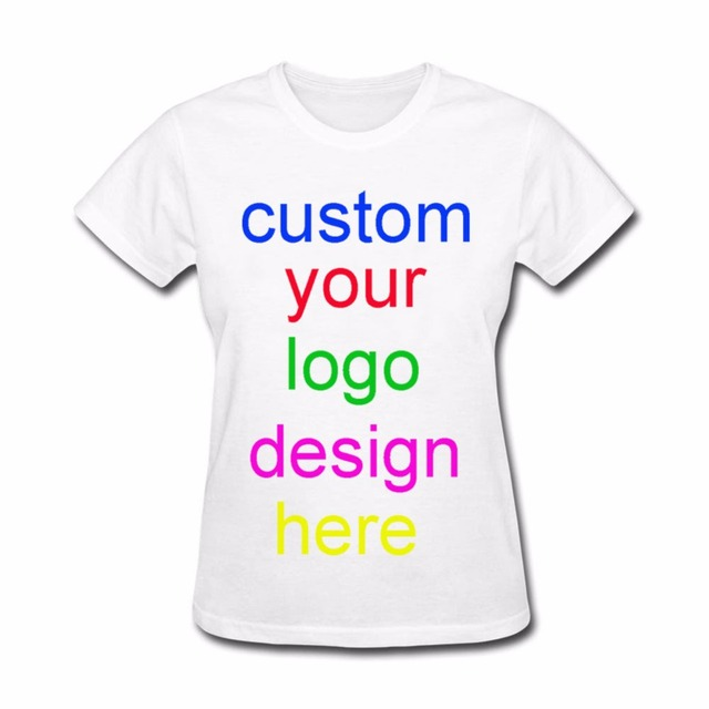 Woman Advertising brand tshirt short sleeve blank tees OEM Custom Printed Personalized  T-Shirts designer logo women kids t shirt
