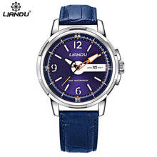 LIANDU Mens Fashion Army Military Sports Watches Quartz Clock Man Luminous Wrist Watch Relogio Masculino