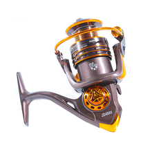MOLONSENG Spinning Reel Fishing Reel 10BB 2000-7000 Sea Lake Fishing Spinning Reels 5.2:1 Fly Wheel Reel for Fishing Saltwater цены онлайн