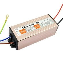 Conductor Del LED 100 W IP65 COB Impermeable LED Adaptador de fuente de Alimentación de Salida 30 V-36 V de Inundación Luces Del Túnel luz de La Calle Luces 110 V 220 V