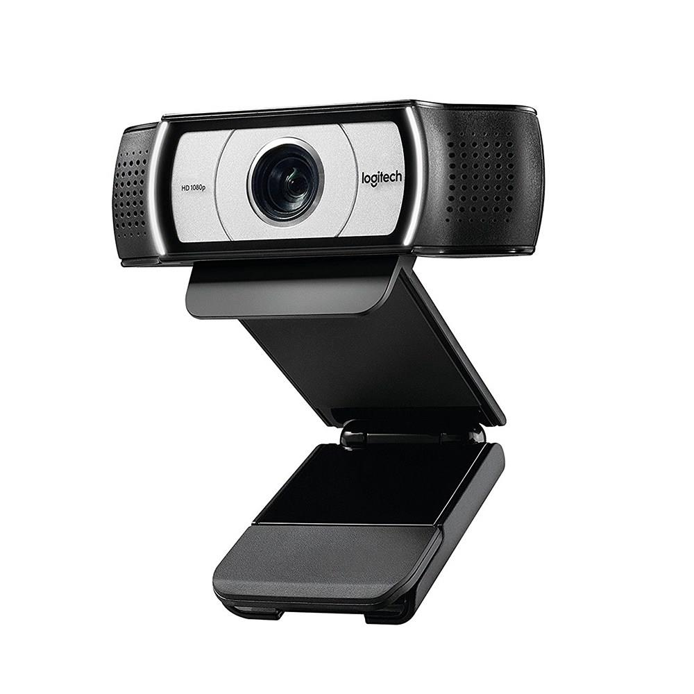 Image 2 - Logitech HD Pro Webcam C930c, Widescreen Video Calling and Recording, Desktop or Laptop Webcam,C930 upgrade version,1080p Camera-in Webcams from Computer & Office