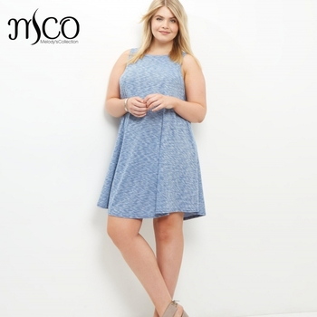 New Arrival Summer Sleeveless Cute Mini Dress Loose A Line Relaxed Fit Women  Dresses Plus Size 96f4bb4957e8