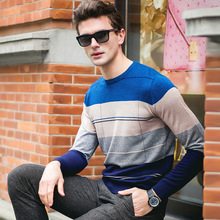 Spring New Arrive Male Long Sleeve Sweater Men's Sweaters O-neck Young Men Sweater