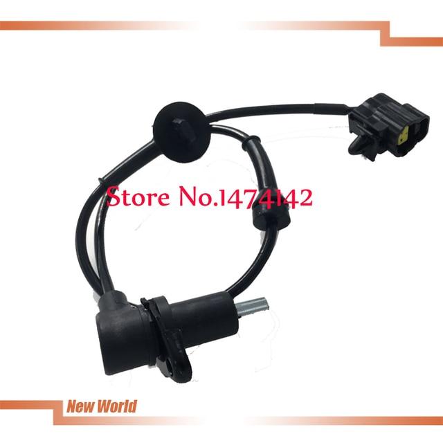 Car styling 96473224 96200001 95996130 ALS477 ABS Wheel Speed Sensor Rear Right For Aveo Lova Sprak Pontiac Wave G3
