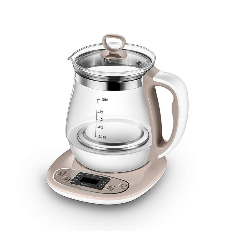Kettle Health Pot Automatic Thickened Glass Multi-function Electric Kettle Flower Teapot Tea Mini Health flg free shipping crystal