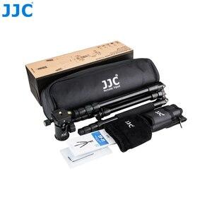 Image 5 - JJC Profesyonel Kamera tutucu mini Tripod DSLR Esnek Standı Topu Kafa için Taşınabilir Monopod Canon/Nikon/Sony/ fujifilm/Olympus