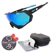 2018 3 Lentille Extérieure Vélo Lunettes De Vélo De Montagne Lunettes De  Vélo Sport lunettes de Soleil Hommes Femmes en plein ai. 9957790e875c