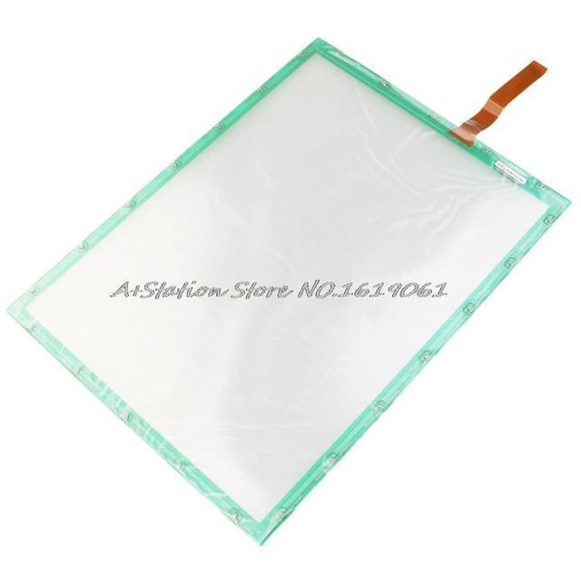 15 Pulgadas de Pantalla Táctil Para N010-0510-T222 7 Cables del Panel Táctil de Cristal Digitalizador