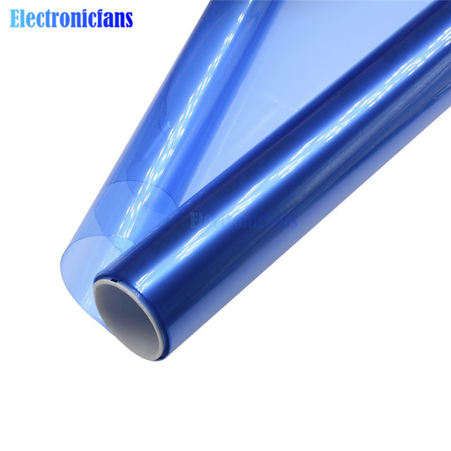 30CMx1M 1M Portable Photosensitive Dry Film for Circuit Photoresist Sheet for Plating Hole Covering Etching Producing PCB Board 2