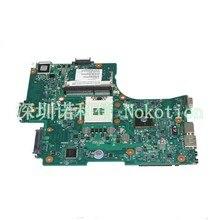 NOKOTION SPS PN 1310A2332403 V000218090 6050A2332401-MB-A03 laptop motherboard Principal board Para toshiba Satellite L650 HM55 DDR3