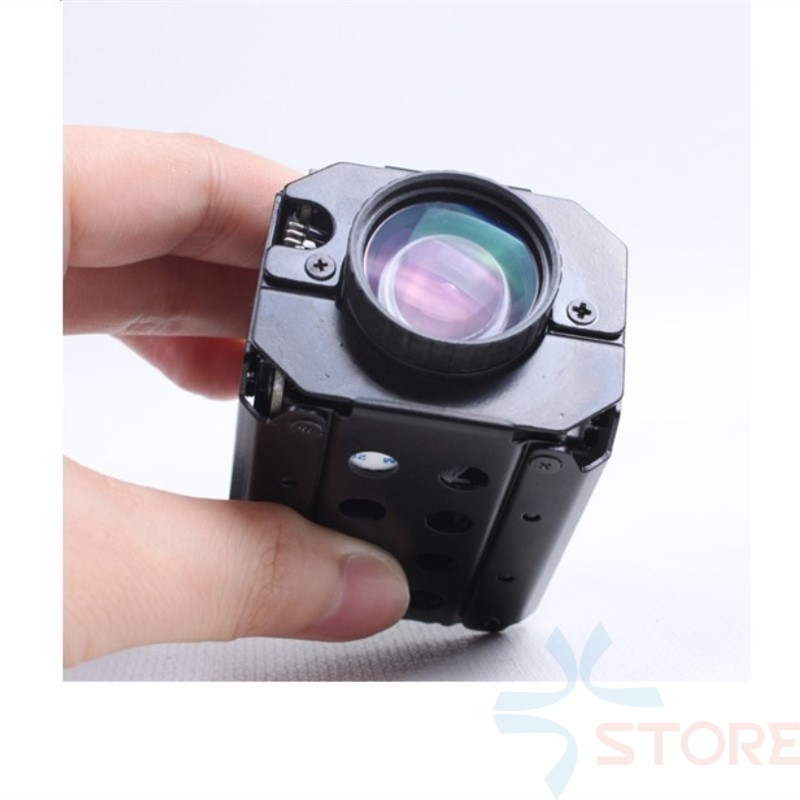 10X Zoom 1080P WDR Camera with HDMI/AV Output,OSD,DVR, Snapshot and Playback For FPV UAV Aerial Photography