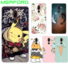 Meaford For Nokia 7 plus Phone Soft Case Bendable Animal Cartoon Shell Personali