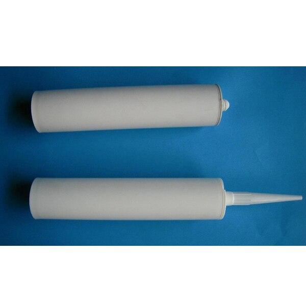 Free Shipping Popular 310ml Empty Plastic Cartridge Tube 310ml With Nozzles Plastic Cartridge Tube Silicone Tube Good Quality