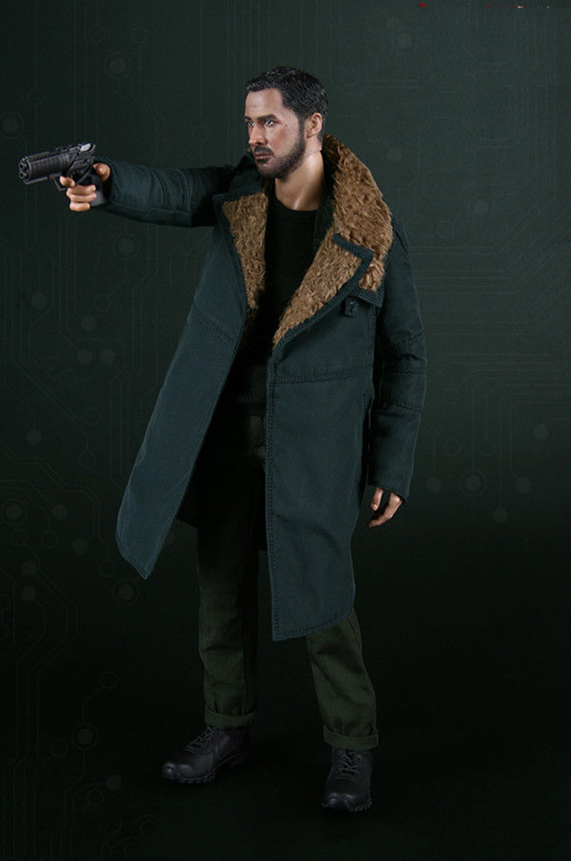 1/6 Scale Whole Box Figure Guess Me Series Replicant Killer Blade Runner Ryan Gosling Ac ...