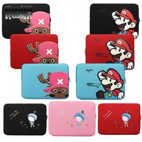 Free Shipping 14 15 Inch Notebook Laptop Sleeve Bag Protective Pouch Cover For Macbook HP Sony