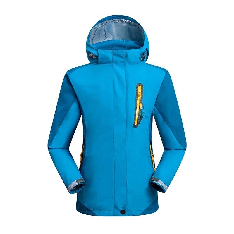 Imperméable à l'eau Index 15000mm hiver chaud enfant manteau vêtements d'extérieur pour enfants garçons filles vestes sport Double-pont pour 5-14 ans