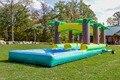 2016 Завод прямых продаж Надувные горки, Надувные castle. Inflatable pool slide KY-194