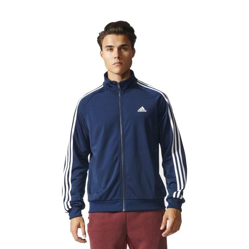 captura Gaseoso Hay una tendencia  Men's Hoodies & Sweatshirts Adidas Ess 3S Ttop Tri Jacket Black Men  Clothes, Shoes & Accessories esjay.org