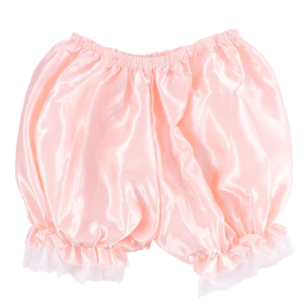 Women New Arrival Elasticity Short Bloomers Girl's Lace Short Panties Women's Soft Summer Sleepwear