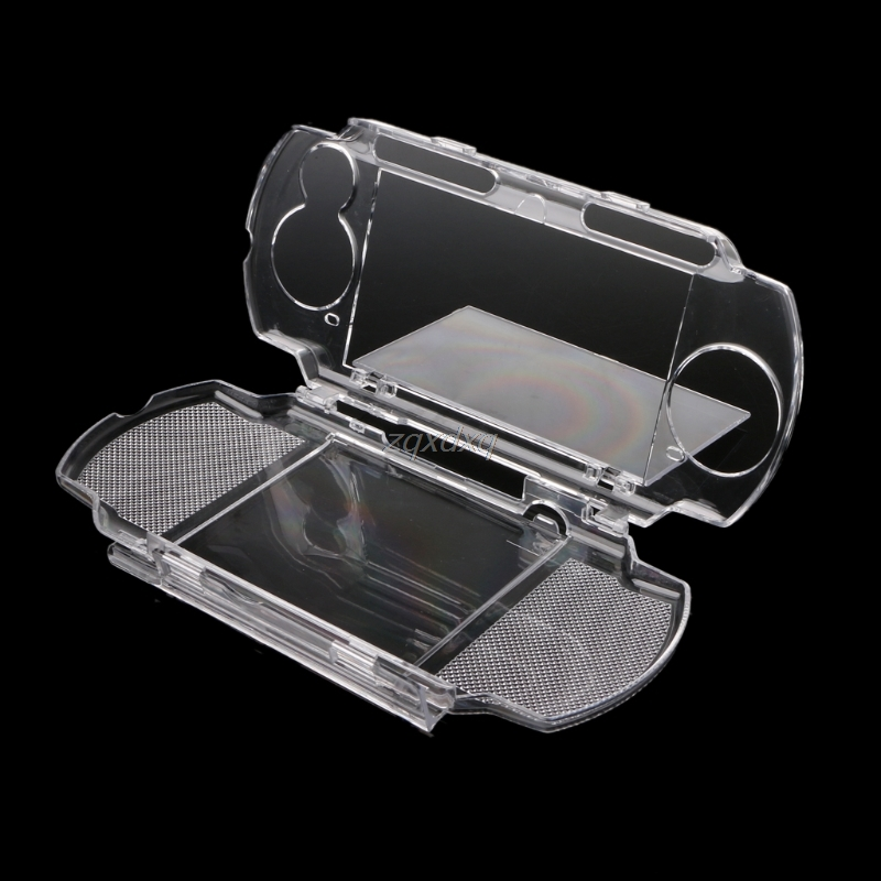 Clear Crystal Protective Hard Carry Cover Case Housing Snap-in Protector Carrying Case Molds for PSP 2000 Electronics Stocks soccer-specific stadium
