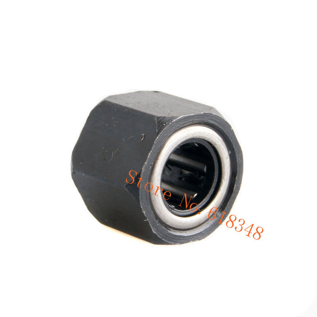 HSP R020 Pull Starter with R025 12mm Hex Nut One Way Bearing for VX 18 21 SH18 21 Nitro Engine Motor Parts RC Model Car