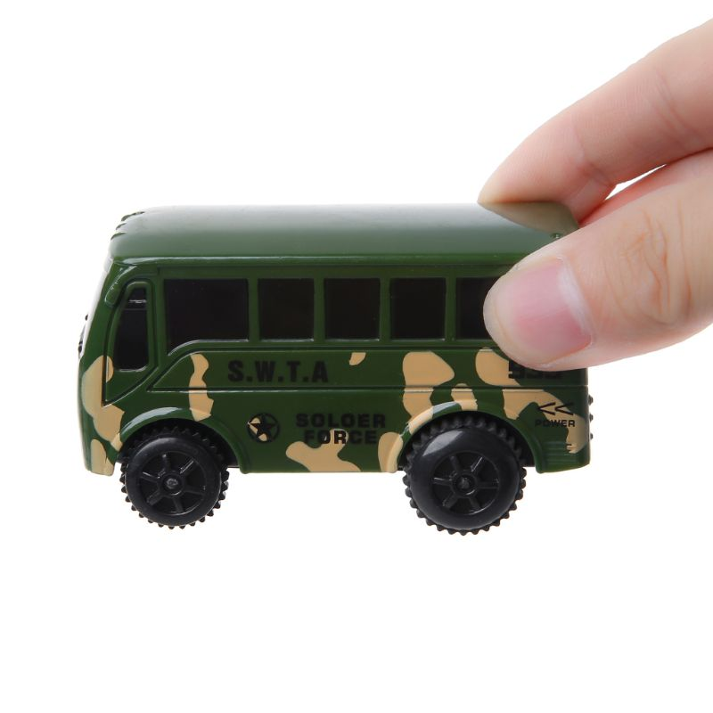 Electric Bus Rail Car Track Special Toys for Kids Children/'s Educational Toys