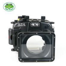 Seafrogs Camera Bag for Fujifilm T20 40m Housing Underwater Holder Stabilizer T10 Waterproof Case Accessory