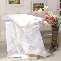 ברווז לבן למטה מילוי חורף/Autum מרופד שמיכת מילוי מלכה/מלא/תאומים/שמיכה בגודל קינג/שמיכה/Doona/שמיכה משלוח מהיר