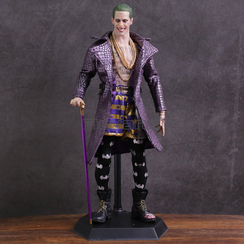все цены на Crazy Toys The Joker Batman Imposter Version 1/6th Scale Collectible Figure Toy онлайн