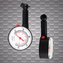 2pcs Meter Tire Strain Gauge Auto Automobile Bike Motor Tyre Air Strain Gauge Meter Car Tester monitoring system Motorbike