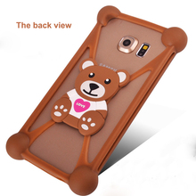 Minnie Silicone 3D Cell Phone Cases
