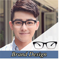 De Calidad superior Gafas de Los Hombres de La Vendimia Gafas Marcos Para Los Hombres Macho Ordenador Grado Óptico Miopía Montura de gafas Marcos Eyewear
