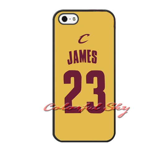 new product b0ae9 429b3 US $4.39 |NBA Cleveland Cavaliers LeBron James Cover Case for iPhone 4 4s 5  5s 5c 6 Plus iPod Touch 5 Case on Aliexpress.com | Alibaba Group
