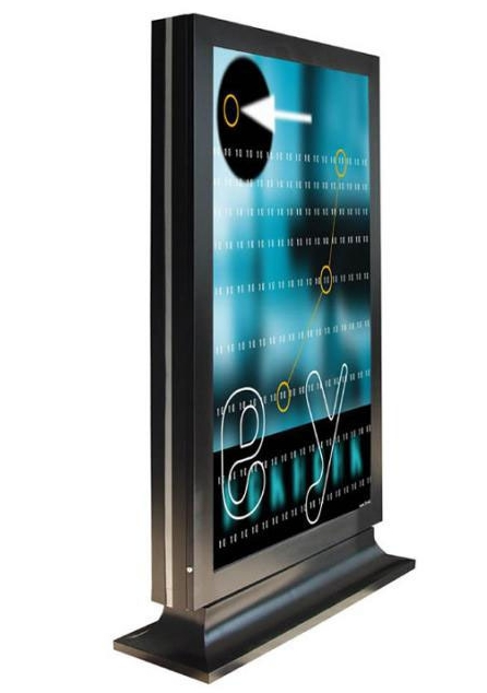 32''42''47'' 55''65'' Inch Outdoor Double Sided Dual Lcd Advertising Digital Signage Player