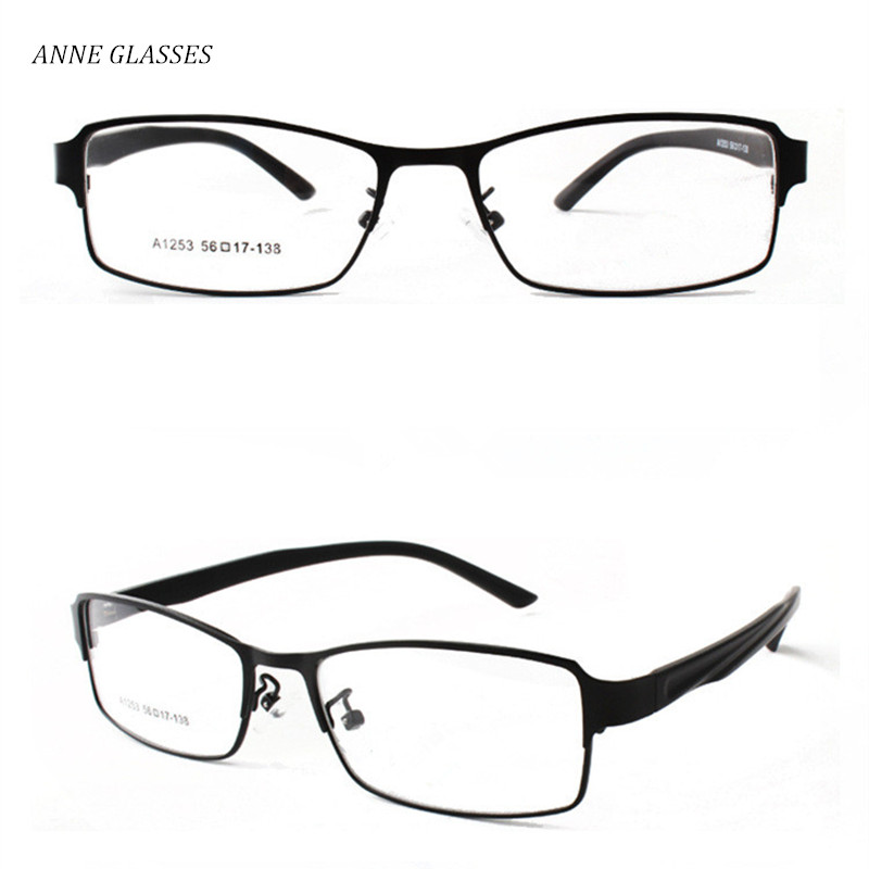 eyeglasses frame sizes