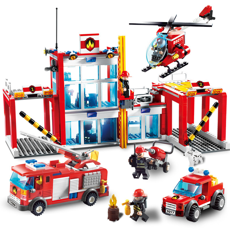 G Model Compatible with Lego G9217 874PCS Fire Airplane Models Building Kits Blocks Toys Hobby Hobbies For Boys GirlsG Model Compatible with Lego G9217 874PCS Fire Airplane Models Building Kits Blocks Toys Hobby Hobbies For Boys Girls