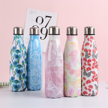 Creative Water Bottle Insulated Cup Stainless Steel Beer Tea Coffee Thermos Bottle Portable Travel Sport Vacuum Flask Bottles creative bpa free water bottle insulated cup stainless steel beer tea coffee thermos portable travel sport vacuum water bottles